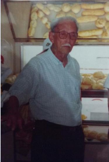 Sr. José Parolini - Pai de Emílio